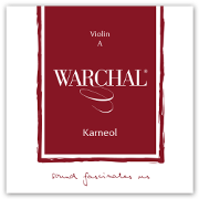 Karneol Violin Set
